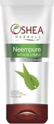 Oshea Herbals Neempure Anti Acne and Pimple Face Wash(80 G)