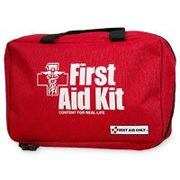 First Aid Kit,Fabric,187 Pieces