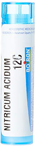 Boiron Nitricum Acidum 12c, Blue, 80 Count
