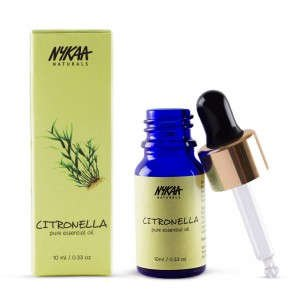 Nykaa Naturals Citronella Essential Oil (10ml)
