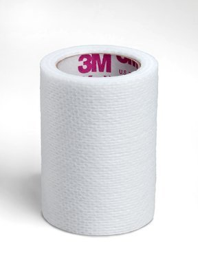 "3M Health Care 2862S Cloth Surgical Tape, 2"" x 2 yd. Size (Pack of 48)"