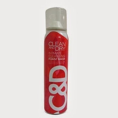 Clean and Dry Intimate Wash(85 G)