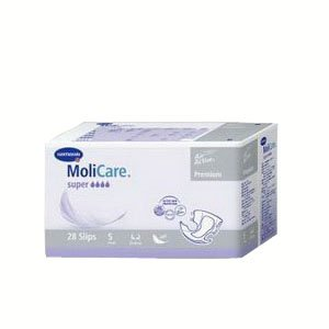 WH169648 - MoliCare Premium Soft Breathable Brief Medium 35 - 47