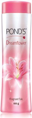 Pond's Dreamflower Fragrant Talc(400 G)