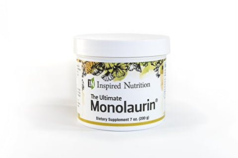 Ultimate Monolaurin  - 7 oz - 66 Servings, 3000 mg Each