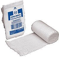 "Hartmann 83500000 Sterilux Gauze Bandage, Sterile, 12.3' Length, 4.5"" Width (Pack of 100)"