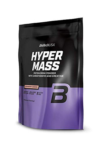 Biotechusa Hyper Mass 5000 Weight Gainer Mass 1000g - Chocolate