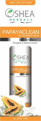 Oshea Herbals Papayaclean Anti Blemishes Serum(50 G)