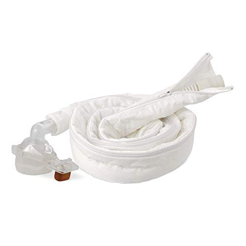 Contour Products CPAP Hose Zippered Hose Cover, 6ft Long