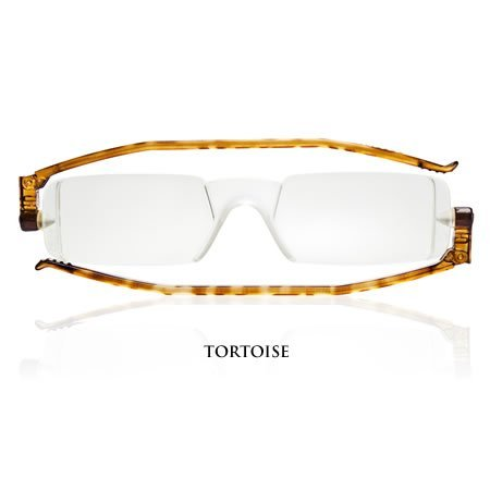 Compact 1 Reading Glasses - Tortoise +3.00