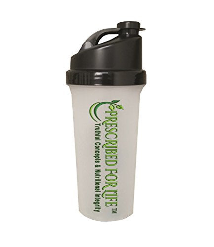 Shaker Cup - 24oz BPA-Free PFL Protein Powder Shaker Cup - Guaranteed Leak Proof, 1 Unit