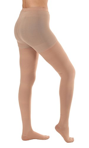 Absolute Support Made In The Usa Opaque Graduated Compression Pantyhose, Support Hose Pantyhose   20