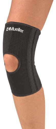 Mueller Knee Stabilizer, Black, Small/medim