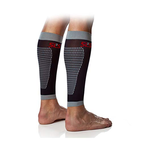 Sls3 Calf Compression Sleeves | Shin Splints Compression Sleeve | German Designed
