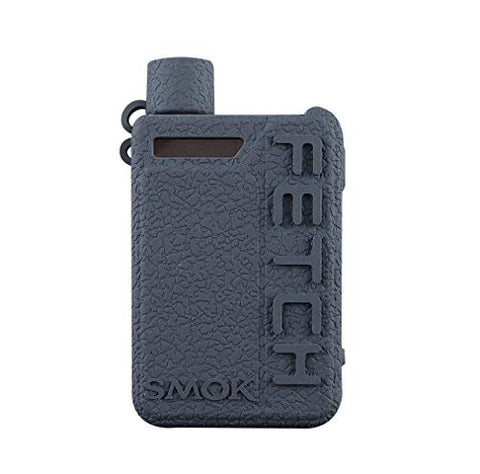 DSC-Mart Texture Cover for Smok Fetch Mini 40W Silicone Case Sleeve Skin Shield (Black)