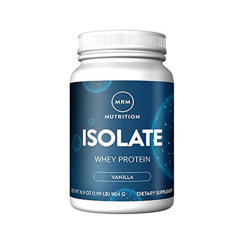 Natural Isolate Whey Protein - Vanilla