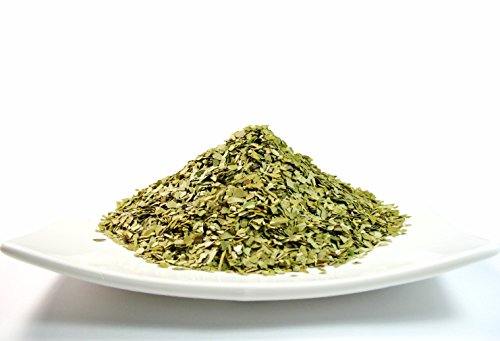Organic Yerba Mate Green Tea, Caffeine infused drink contains significant level of antioxidants - 8 Oz Bag