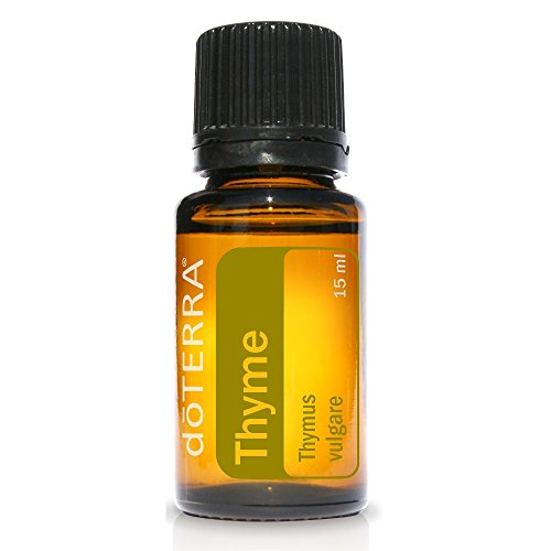 Do Terra   Thyme Essential Oil   15 M L