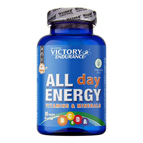 Victory Endurance (Weider) All Day Energy 90 Capsules