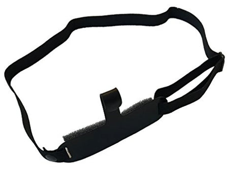 Pro Optics Pro-Nose Guard, Black, For Eyeglass Suspension (1)