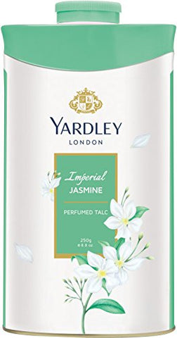 Yardley London Perfumed Talc Jasmine 100g