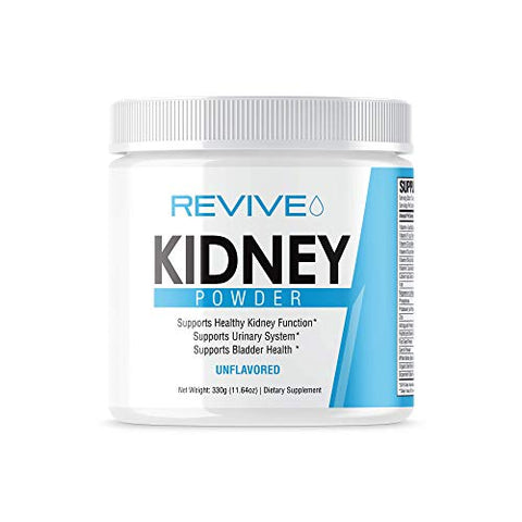 Revive MD | Kidney RX | Premium Kidney Health Supplement for Men and Women | Improves Kidney Function | Aids with Overall Health | Repairs Kidney Function | Detoxes Kidneys | 360 Capsules