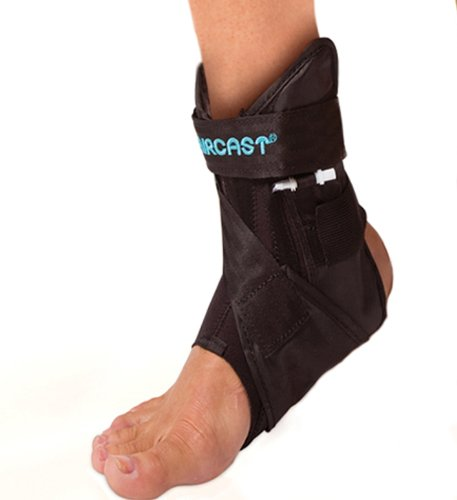 Aircast Airlift PTTD Ankle Support Brace, Left Foot, Large