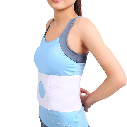 Men Or Women Medical Ostomy Belt Ostomy Hernia Support Belt Abdominal Stoma Binder Brace Abdomen Ban