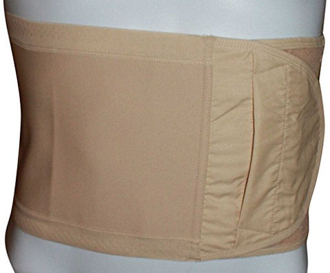 Safe n' Simple Unisex Ostomy Hernia Support Belt, Stoma Hernia Belt, 8