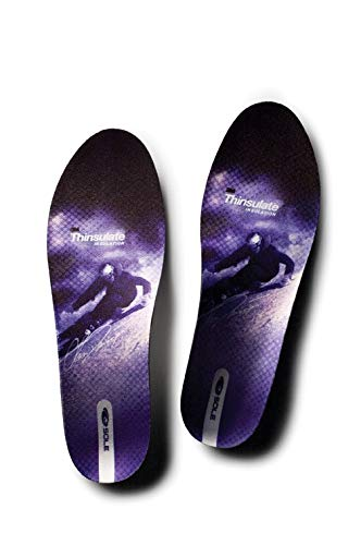 SOLE Signature CD Thin-U, Purple, 9 M US