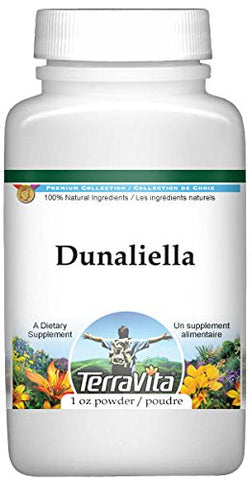 Dunaliella Powder (1 oz, ZIN: 519998)