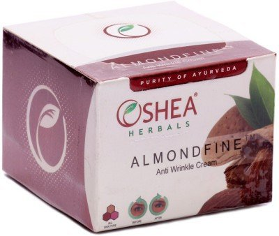 Oshea Herbals Almondfine Anti Wrinkle Cream(50 G)