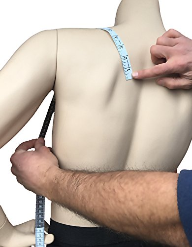 Alpha Medical Full Back Posture Aid Support. L3650 (X-Large)