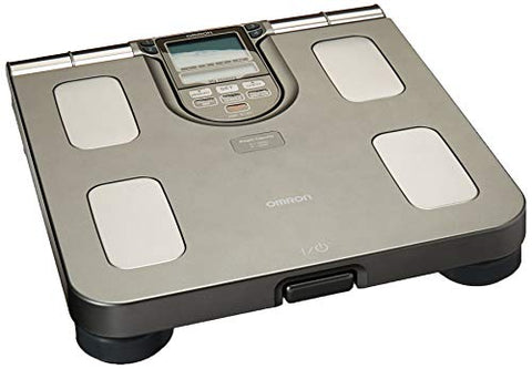 Omron HBF-514C Body Composition Monitor And Scale With Seven Fitness Indicators