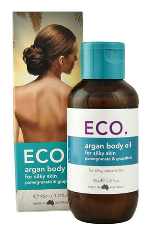 ECO MODERN ESSENTIALS Argan Body Oil, 3.21 fl.oz