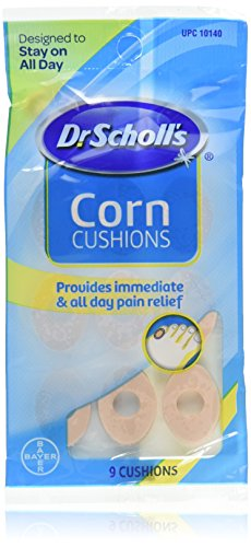 Dr. Scholl's Corn Cushions Regular 9 count (Pack of 12)