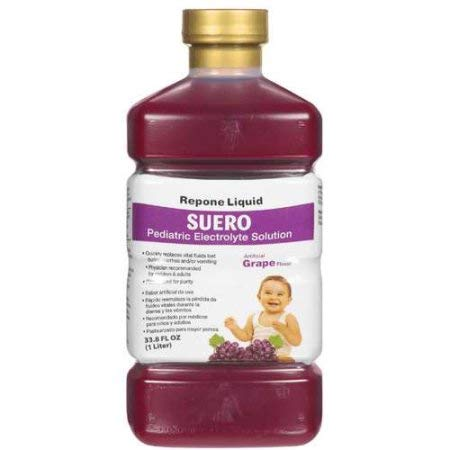 Suero Oral (Pack of 8)