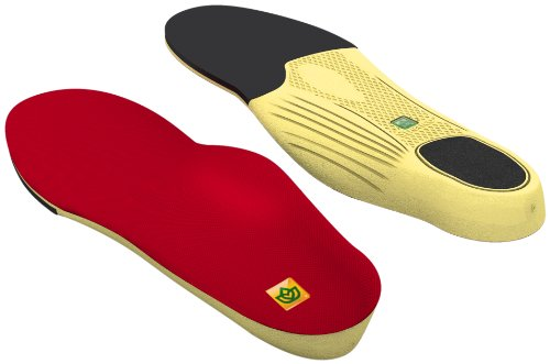 Spenco Polysorb Walker/Runner Athletic Insole, Men's 12-13.5