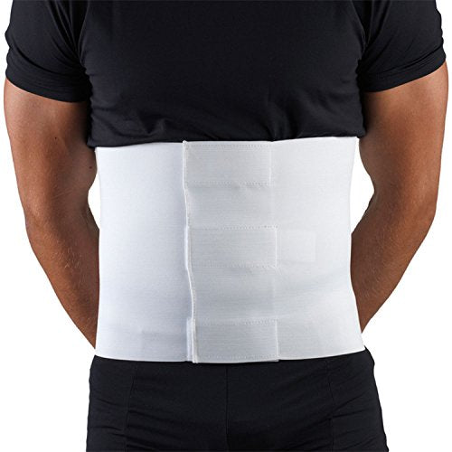 OTC Abdominal Binder, 10-Inch Chest and Rib Panel, Elastic, 3X-Large