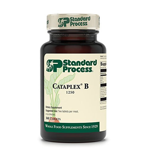 Standard Process - Cataplex B - 360 Tablets