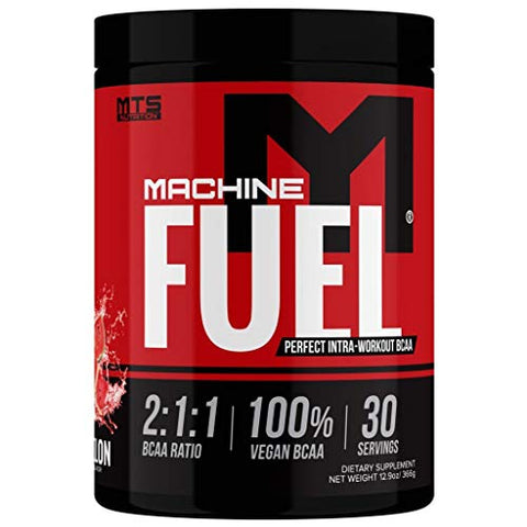 MTS Nutrition Machine Fuel - Recover Replenish Refuel - Vegan Hydration Supplement - Watermelon - 30 Serving