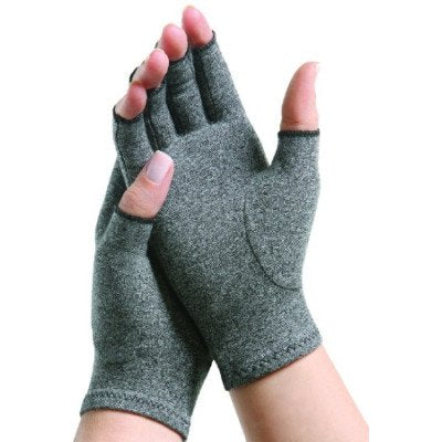 IMAK Compression Arthritis Gloves, Original with Arthritis Foundation Ease of Use Seal, Medium