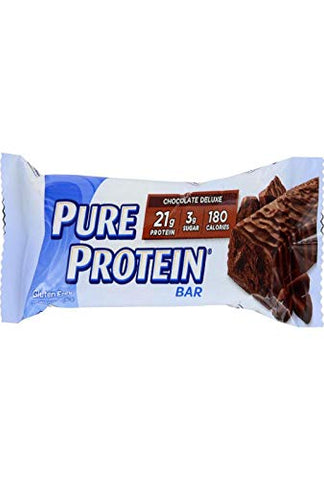 Pure Protein Protein Bar - Chocolate Deluxe 6 Bar(S)
