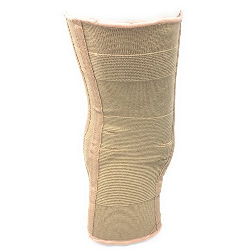 OTC Knee Support, Pressure Pads, Knit Elastic, X-Large