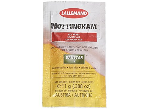 Lallemand Dry Yeast - Nottingham Ale (11 g) (Pack of 50)
