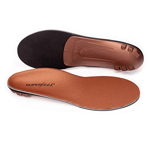 Superfeet Copper Dmp Premium U Insole, 13.5 15 Men