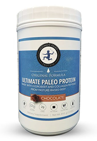 Ultimate Paleo Protein 2 Lbs. 5 Oz (Chocolate, 30 Servings)