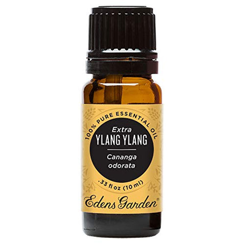 Edens Garden Ylang Ylang- Extra Essential Oil, 100% Pure Therapeutic Grade, 10 ml