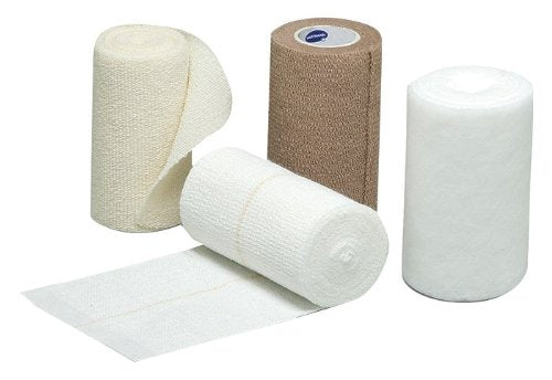 Hartmann 43400000 Four Press Four-Layer Compression Bandaging System, Latex-Free
