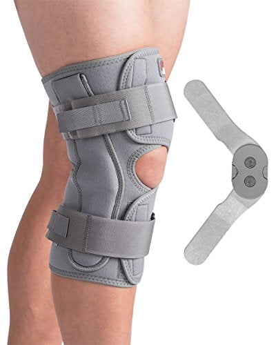 Swede-O Thermal Vent Open Wrap ROM Hinged Knee Brace, 4X-Large